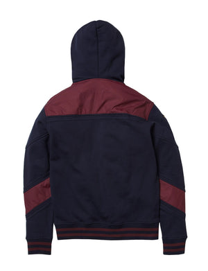 BORN FLY 1911H3538 Loopback F/Z Hoody  Designers Closet