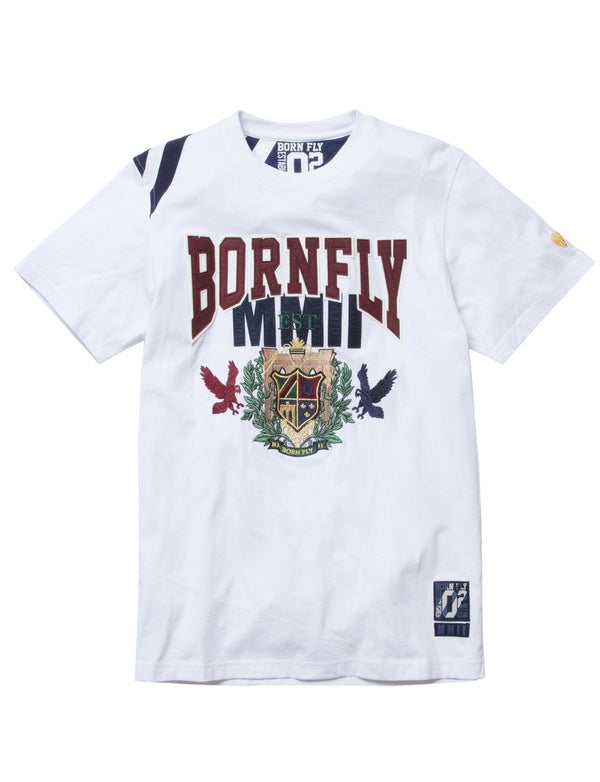 BORN FLY 1911T3533 Graphic Tee  Designers Closet