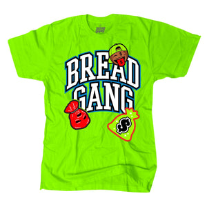 BREAD GANG BG025 Icons GREEN / S Designers Closet