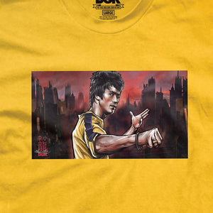 DGK PTM-1887 Bruce Lee Warrior Tee  Designers Closet