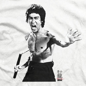 DGK PTM-1898 Bruce Lee Fierce Tee  Designers Closet