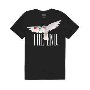 THE END DOVETEE Dove Tee BLACK / S Designers Closet
