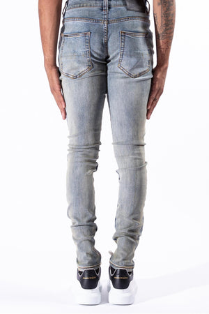 SERENEDE DPACF Deep Pacific Jeans