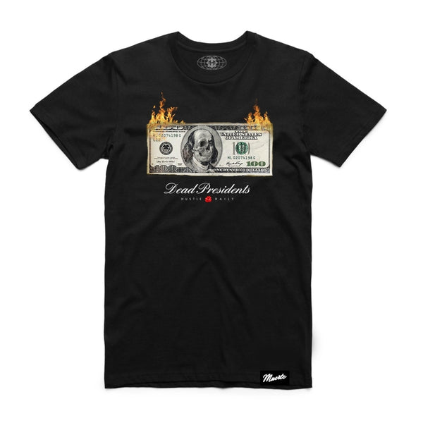 Hasta Muerte DEADMONEY Dead Money BLK / S Designers Closet