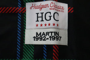 HEADGEAR HGC02-BBJ-48 Martin Plaid  Designers Closet
