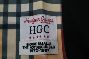 HEADGEAR HGC02-BBJ-47 Bad Boy Plaid  Designers Closet