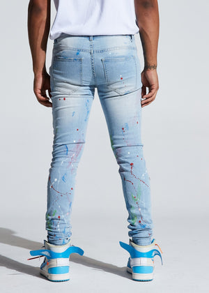 KARTER COLLECTI KTROL-006 Russell Jeans  Designers Closet