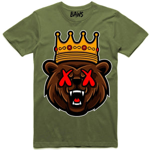 BAWS KINGBAWS King BAWS OLIVE / S Designers Closet