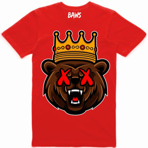 BAWS KINGBAWS King BAWS RED / S Designers Closet