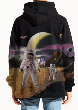 LIFTED ANCHORS LAH19-115 Altitude Hoodie  Designers Closet