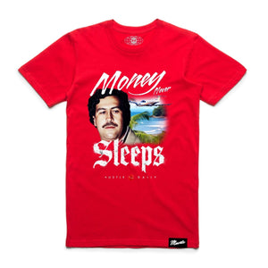 Hasta Muerte MONEYNEVER EL Chapo Money Never Sleeps  Designers Closet