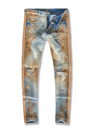 JORDAN CRAIG JM3430A Sean - Sugar Hill Denim D.FOX / 28 Designers Closet