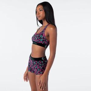 ETHIKA WLSB1192 Double Up Female Sports Bra  Designers Closet