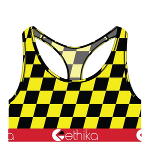 ETHIKA WLSB1217 off track Female Sports Bra  Designers Closet