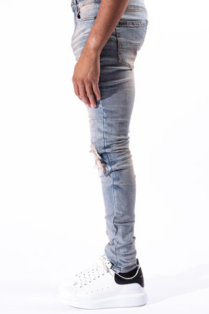 SERENEDE YLWSTN Yellow Stone Jeans  Designers Closet