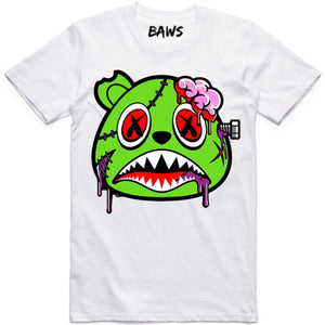 BAWS ZOMBIE BAWS Zombie Baws WHITE / S Designers Closet