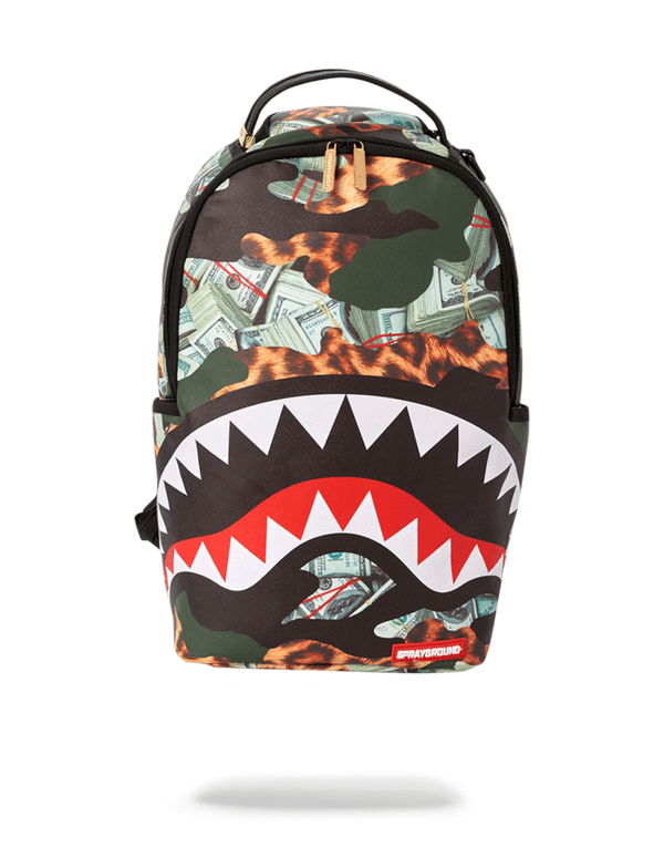 SPRAYGROUND B3031 Hero Shark  Designers Closet