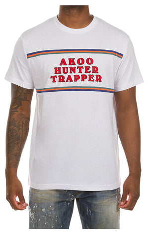 AKOO 701-2303 Thrill Short Sleeve Knit  Designers Closet