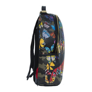 SPRAYGROUND M1640 Butterfly Shark Mouth BP  Designers Closet
