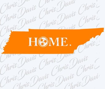 Tn Home State Tennessee Vector Download PNG SVG JPG You will receive all 3 Files.