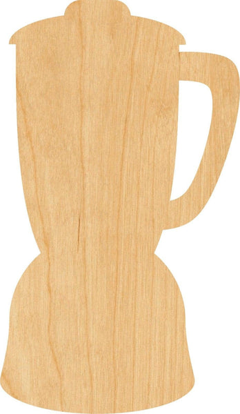 Blender Wooden Laser Cut Out Shape - Great for Crafting - Hobbyist - D.I.Y. Projects
