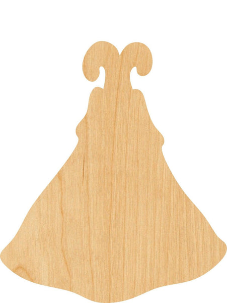 Volcano Wooden Laser Cut Out Shape - Great for Crafting - Hobbyist - D.I.Y. Projects