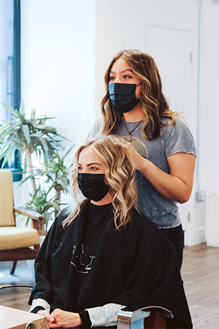 How to set boundaries in a salon