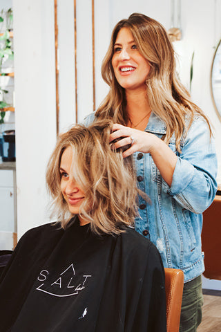 How to upsell salon services