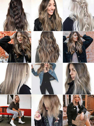 example stylist instagram feed