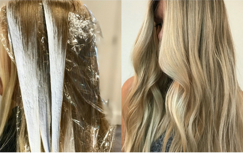 Balayage Placement Techniques 5 Tips for Directions of