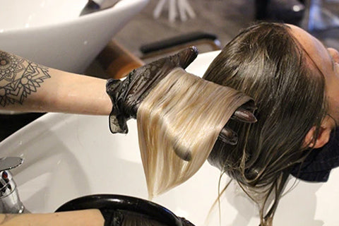 steps to learning hair color formulation