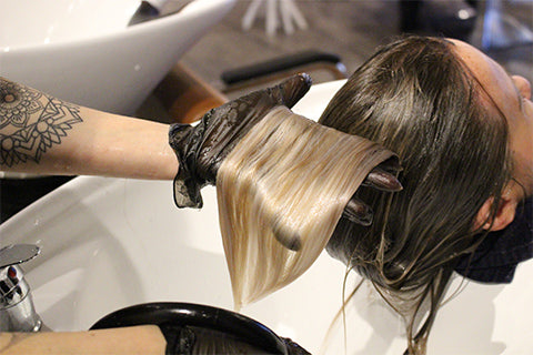 Hair color theory for beginners