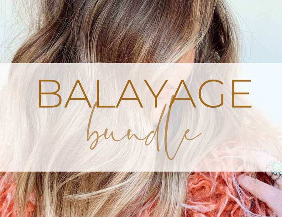 Balayage Bundle