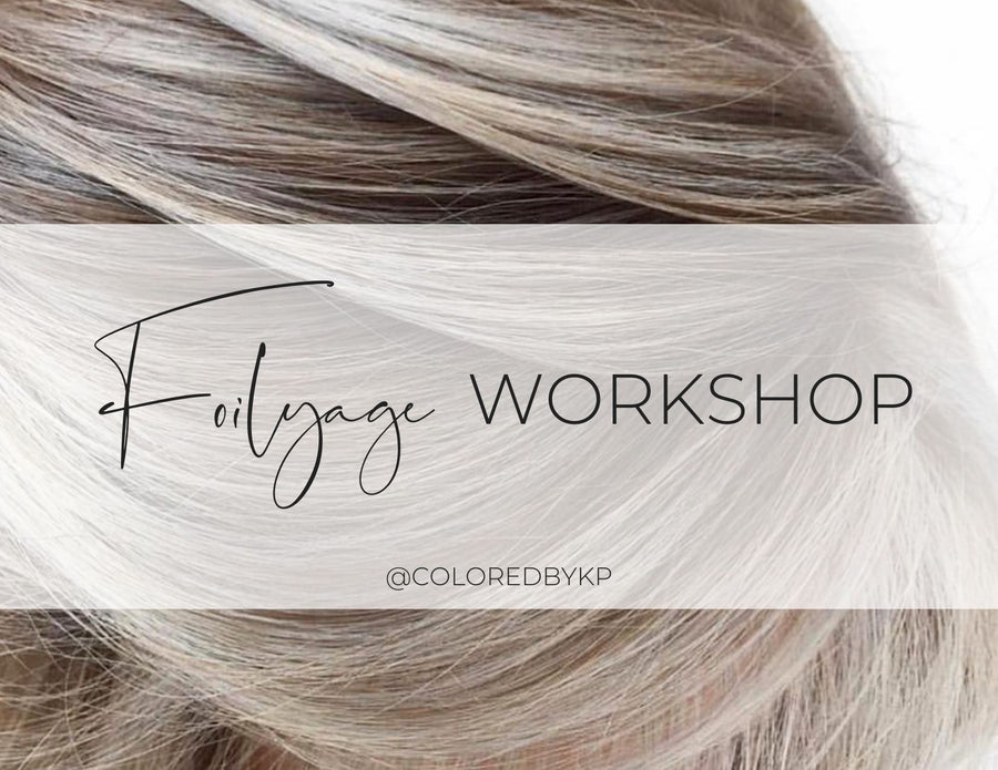 Foilyage Workshop (May)