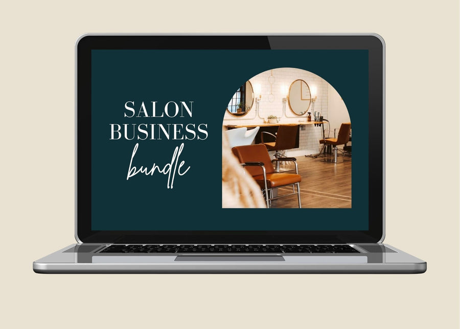 Salon Business Bundle