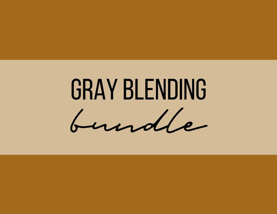 Gray Blending Bundle