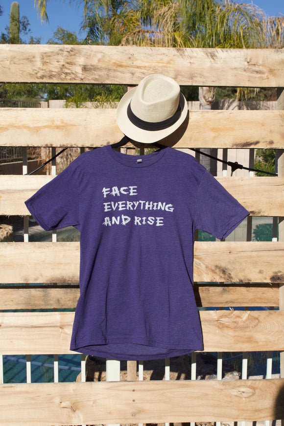T-shirt,  Face Everything & Rise - Old Soul AZ