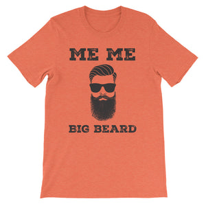 MEME BIG BEARD
