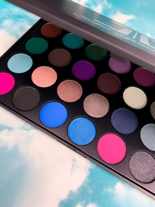 Solo Giovanni Unicorn High Pigment Eyeshadow Palette