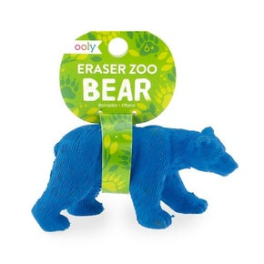 OOLY Zoo Animal Eraser