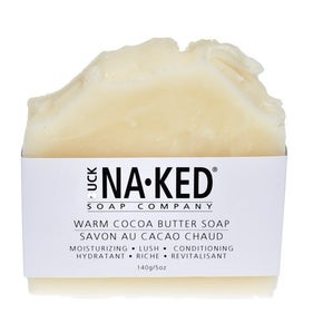 Buck Naked Soap Co. Warm Cocoa Butter Soap