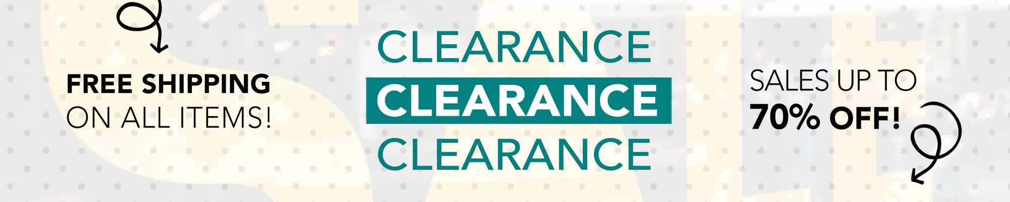 inspired home clearance deals with discounts up to 70% off