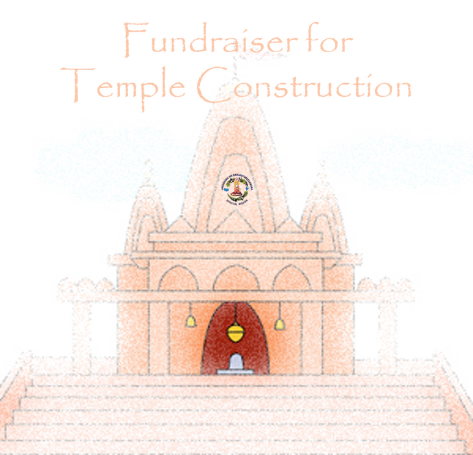 Fundraiser for Temple Construction