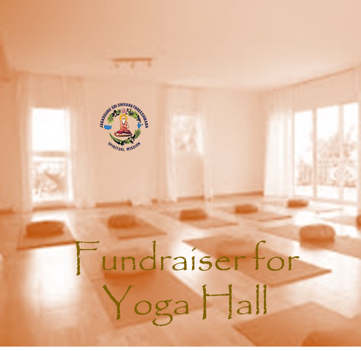 Fundraiser for Yoga Hall