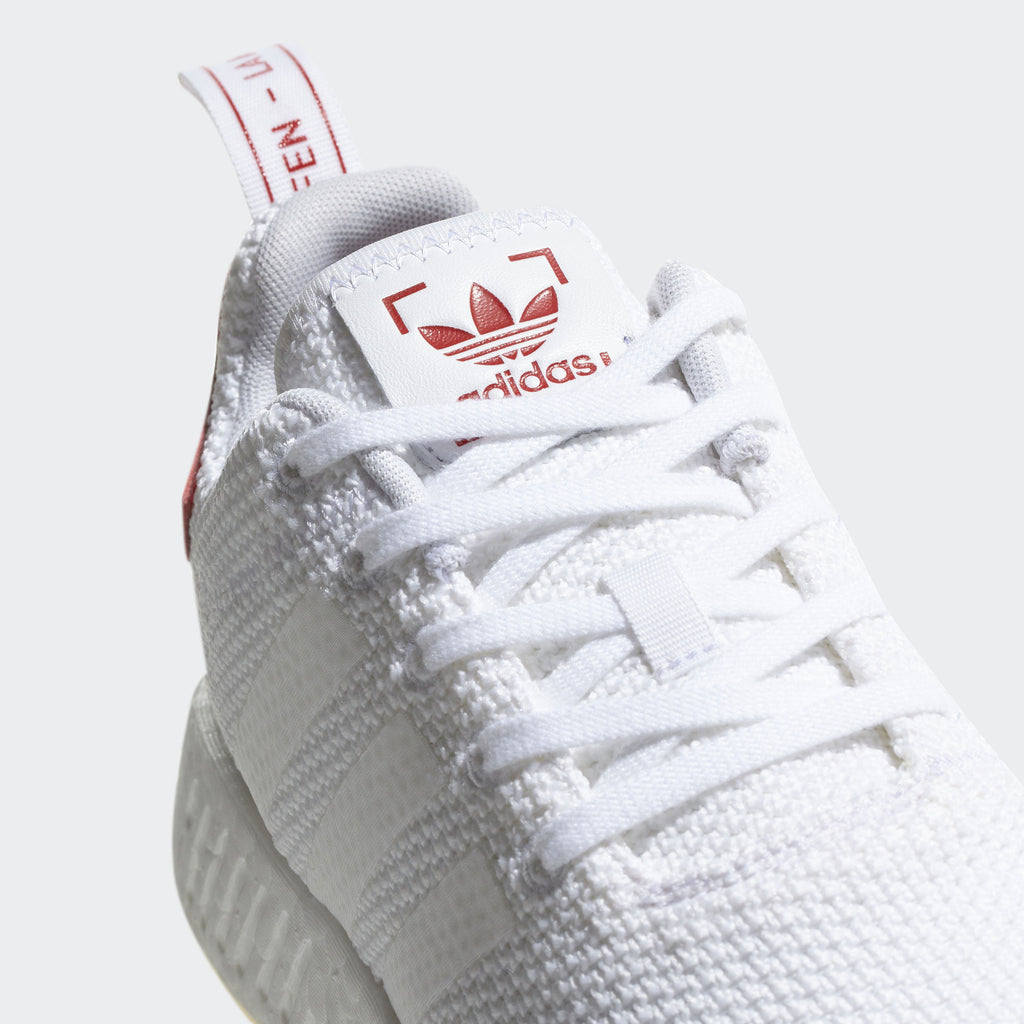 Adidas Nmd R2 Cny Size 13 White Red Gum Chinese New Year Db2570