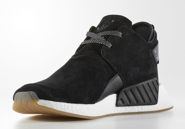 ebac8189e Adidas NMD C2 Core Black Gum Suede. Size 14. BY3011. – Sneakerbrokers