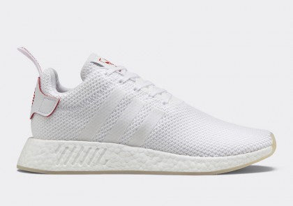 new product 4ae9b 4ec47 Adidas NMD R2 CNY size 10.5 White Red Gum. Chinese New Year DB2570.