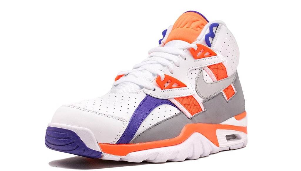 timeless design 3dd5a 086bb Nike Air Trainer SC High QS Auburn Bo Jackson Size 9.5. 302346-106.