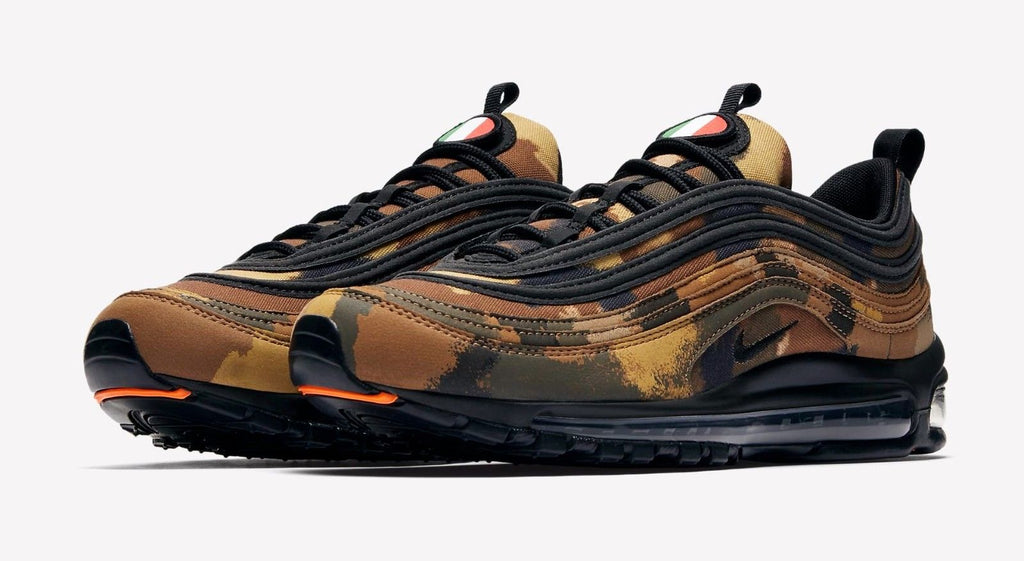 free shipping ccf17 c7ceb ... 90 sneakerboots prm undeafted mens shoes black gray yellow blue c19c6  e9d60  where can i buy nike air max 97 county camo italy size 10. aj2614 202