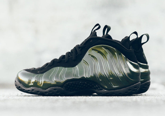 5223ca11f2 2017 Nike Air Foamposite One Legion Green Black Size 11. 314996-301.